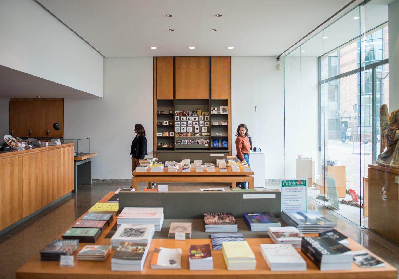 Librairie du musée Fenaille