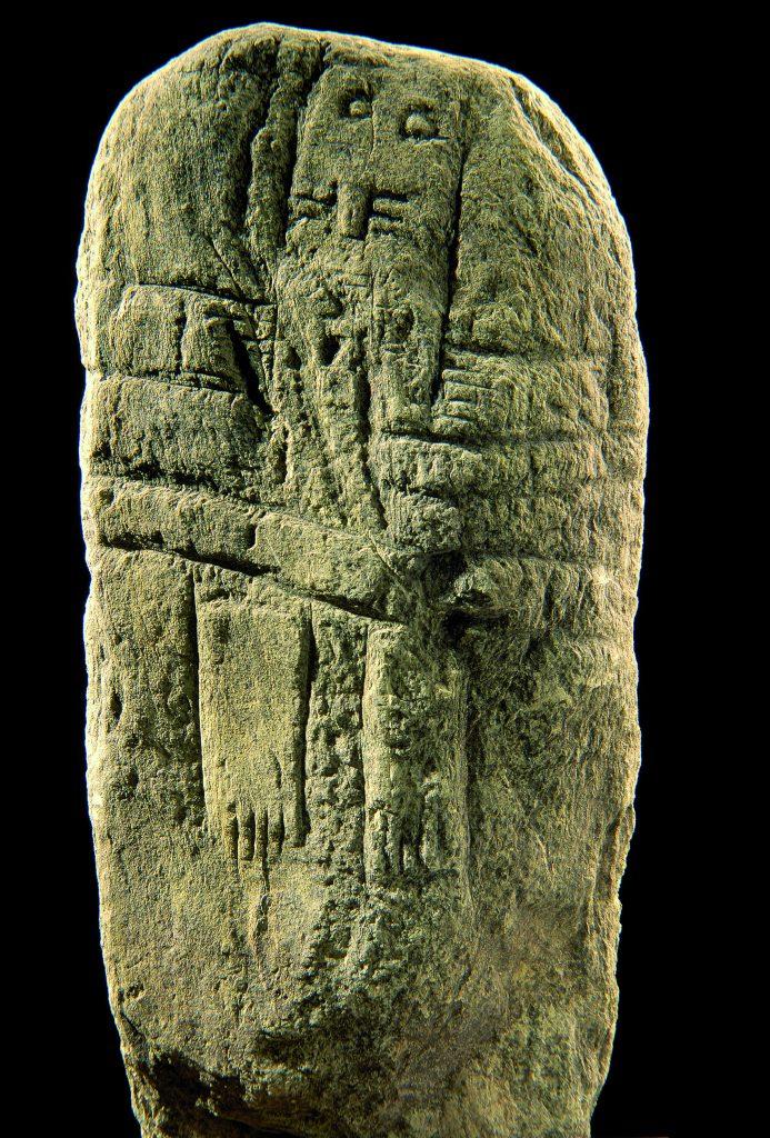 La statue-menhir de Nicoules