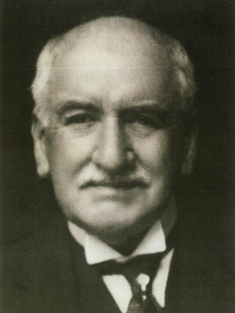 Portrait de Maurice Fenaille