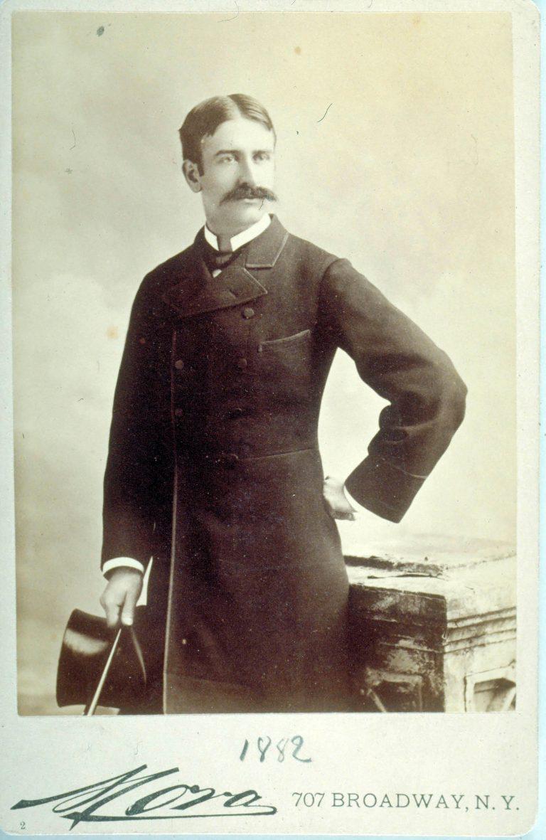 Photographie de Maurice Fenaille