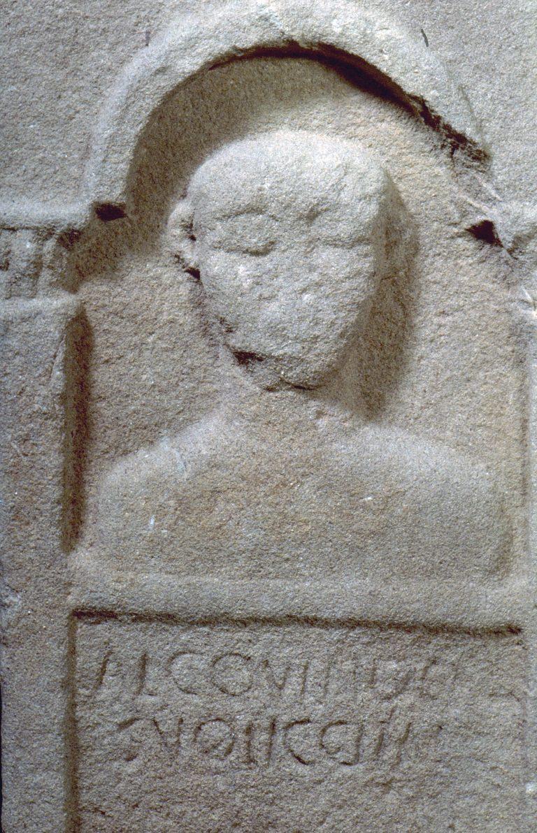 Stèle funéraire d'Alcovindus