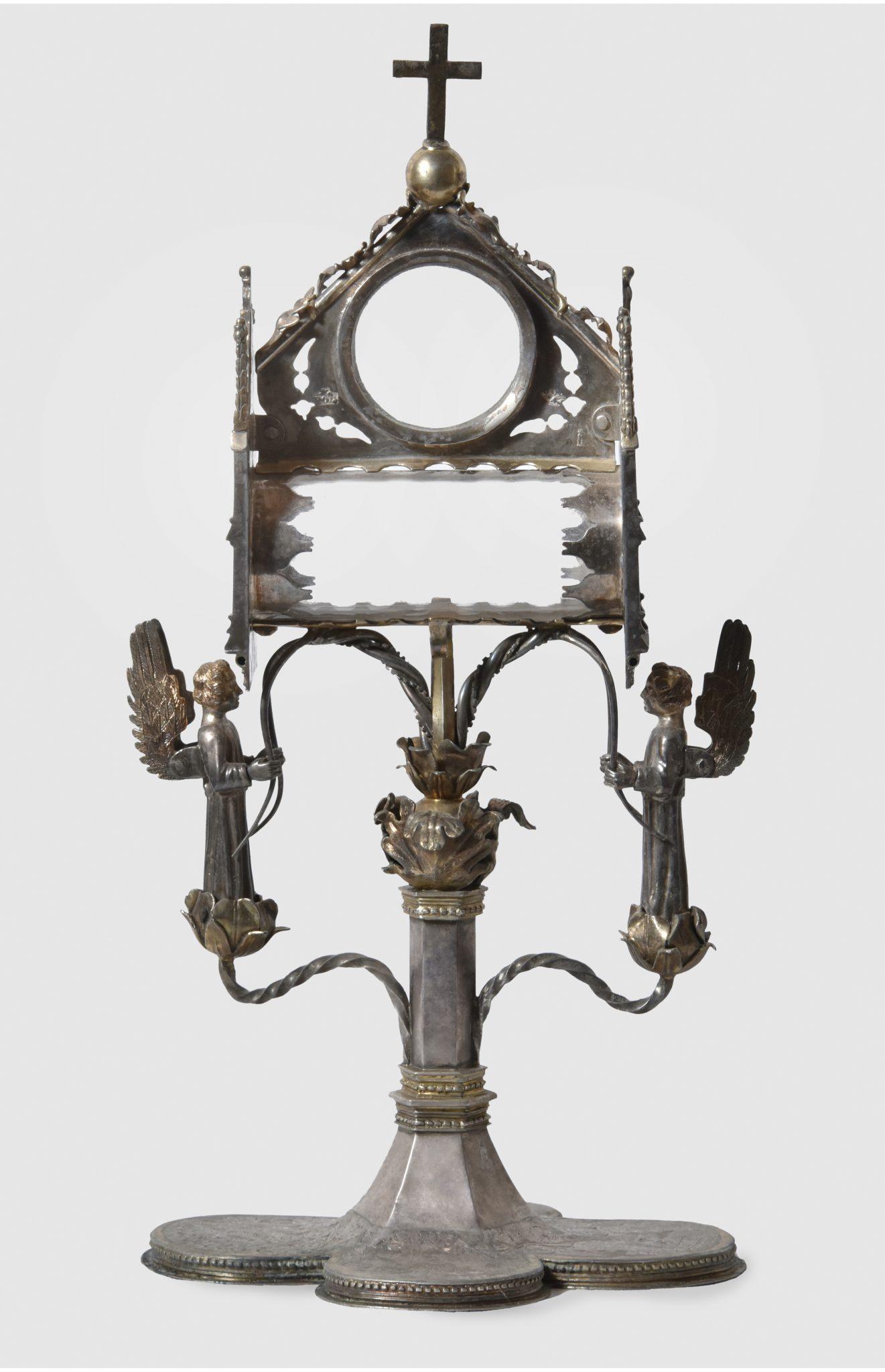 Trésor orfèvrerie du Rouergue médiéval