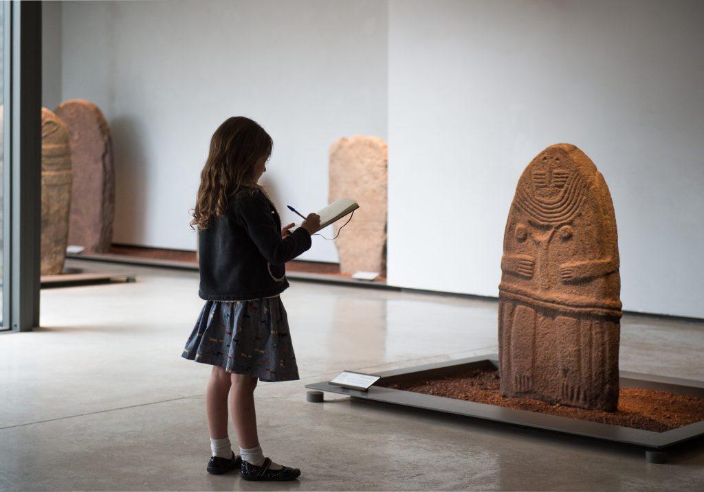 Visite du musée Fenaille de Rodez