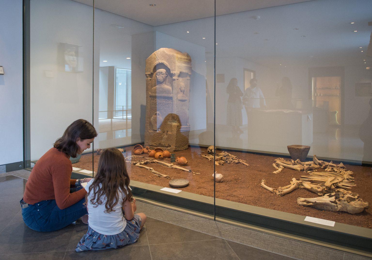 Visiter le musée en famille