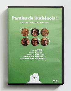 dvd paroles de ruthenois 3