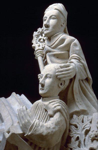 Le comte Jean I° d'Armagnac et l'évêque Saint-Loup