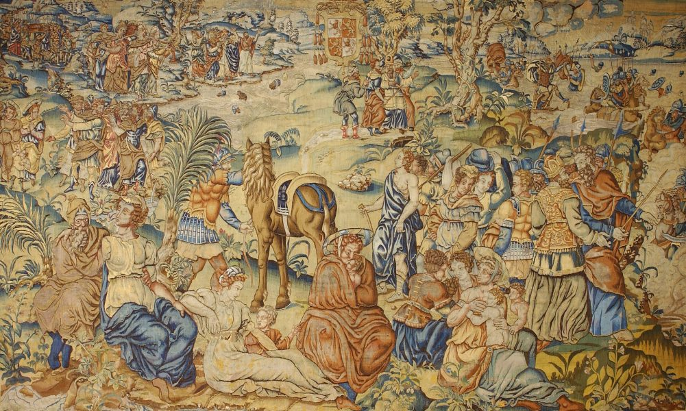Histoire de Moïse : l'exode d'Egypte et le Passage de la mer Rouge