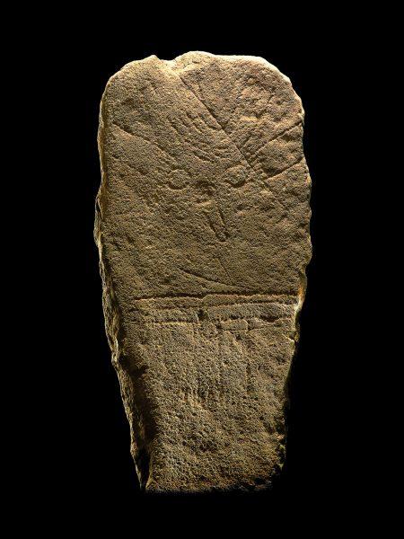 Statue-menhir de la Borie des Paulets