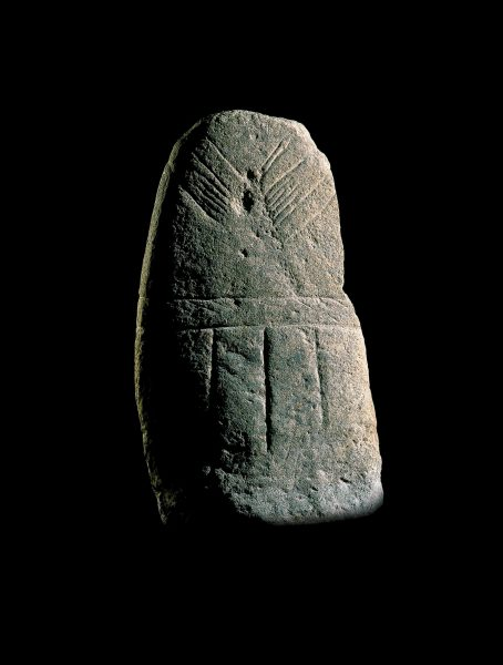Statue-menhir de Lacoste