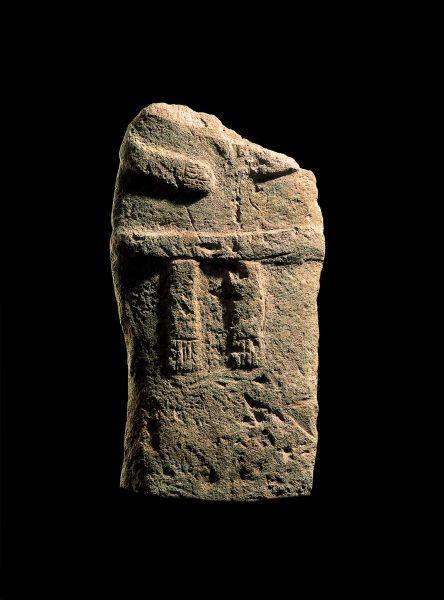Statue-menhir de Sainte-Léonce