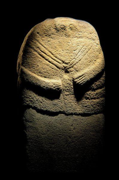 Statue-menhir de la Prade
