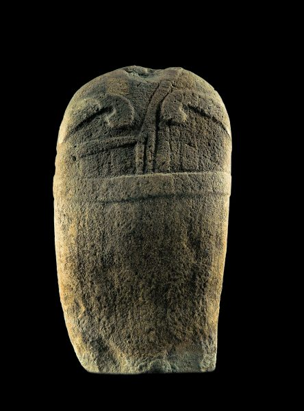 Statue-menhir de Pousthomy 1