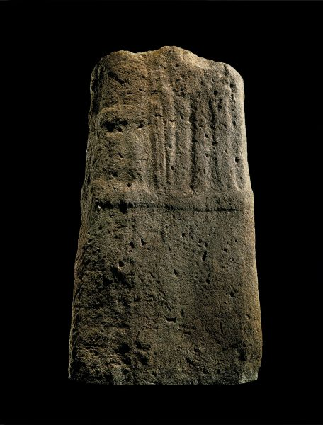 Statue-menhir de Pousthomy 2
