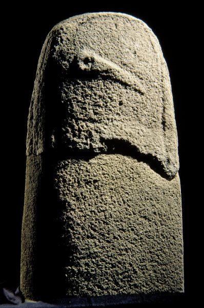 Statue-menhir de Tauriac 2 - Cénomes